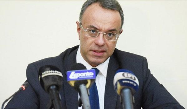 Σταϊκούρας: Αισιόδοξος πως το σημερινό Εurogroup θα καταλήξει σε συμφωνία